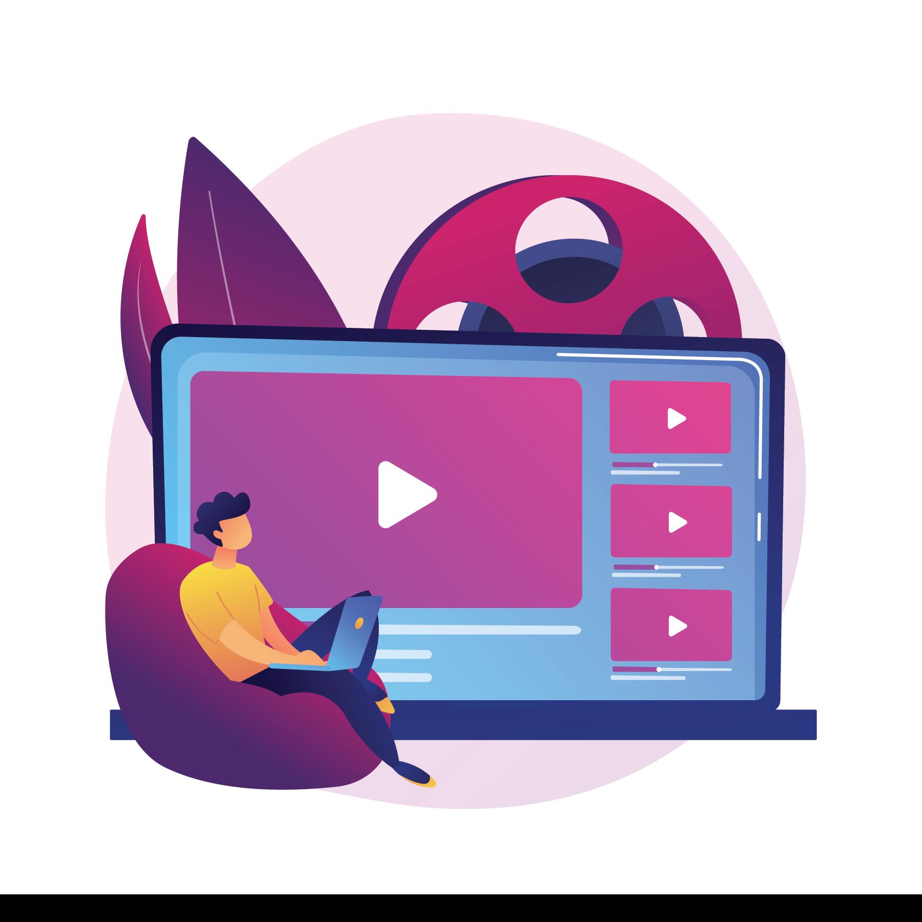 cueweb video